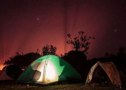 Bild von Zelt stellen Tribschen CHF 10.00/ Zelt