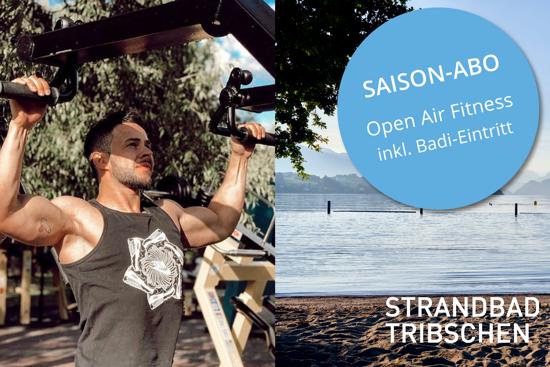 Bild von Gutschein Saisonkarte Open Air Fitness & Badi